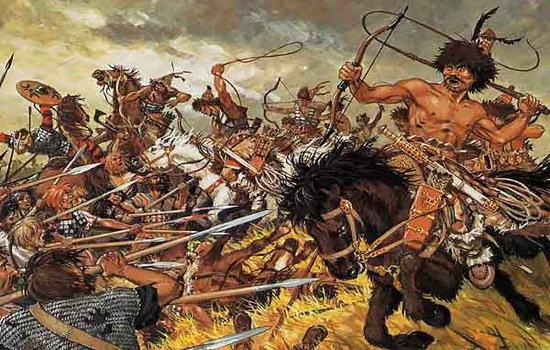 Війни гунів