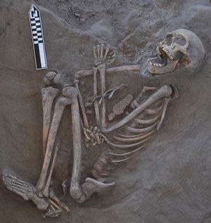 древний житель