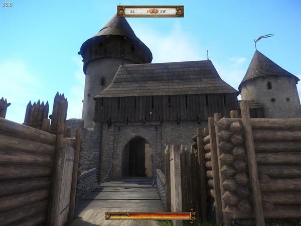 Замок тальмберг