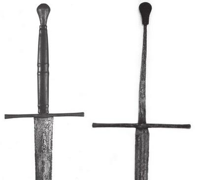 середньовічні мечі