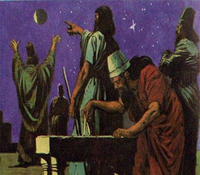 вавилонские жрецы