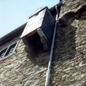 замковый туалет