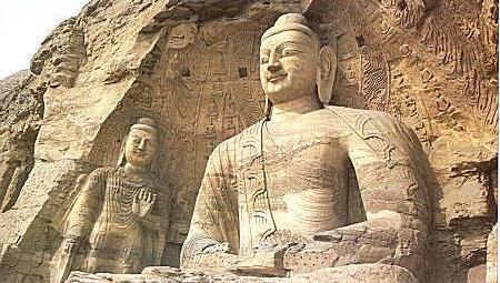 Бамианская статуя Будды