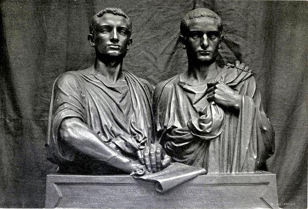 Братья Тиберий и Гай Гракхи
