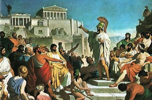 Народні збори в Афінах