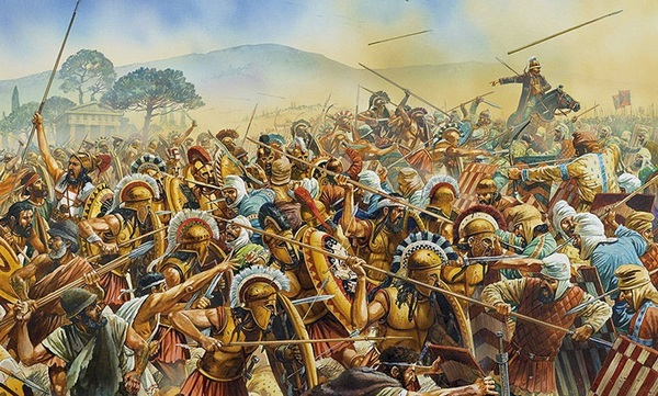 Марафонська битва