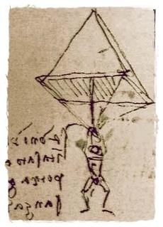 парашут Леонардо да Вінчі
