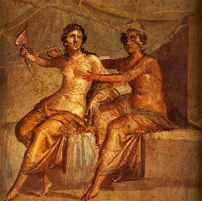 римські фрески