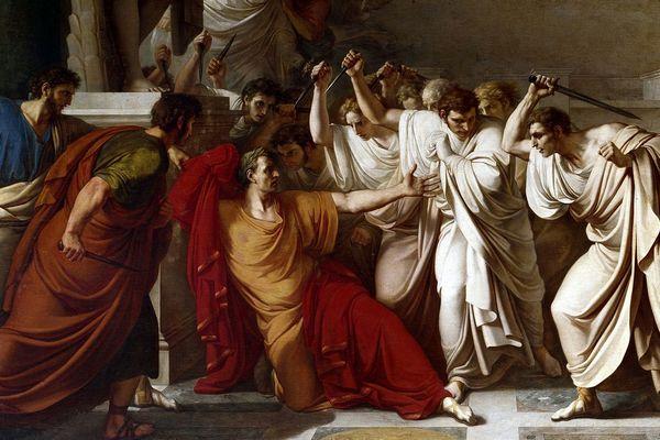 убийство Цезаря