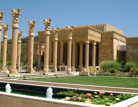 Персидский храм