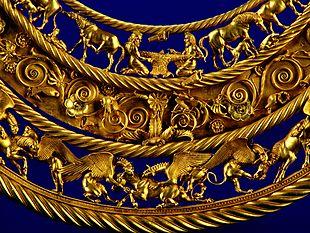 Скифское ожерелье