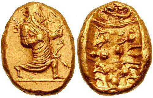 монеты Персии