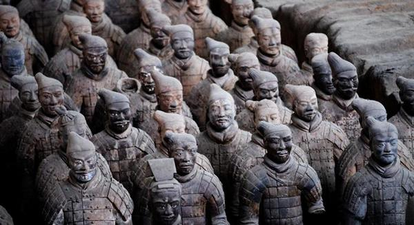китайські воїни