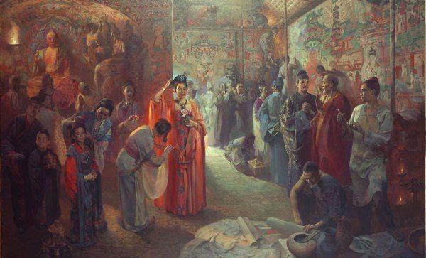 стародавній Китай