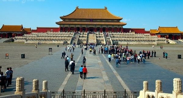 Палац китайського імператора
