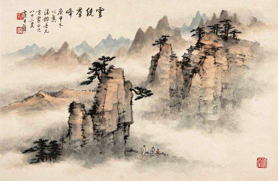 китайський живопис