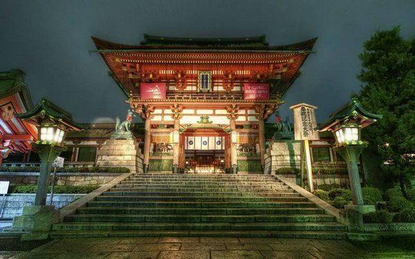Буддійський монастир Шао-Лінь