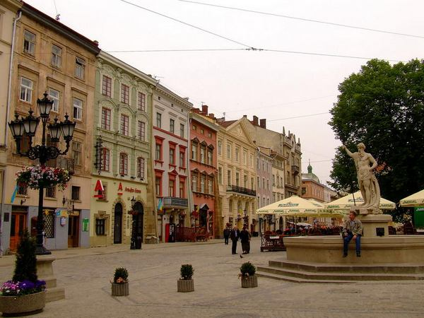 Площа рынок