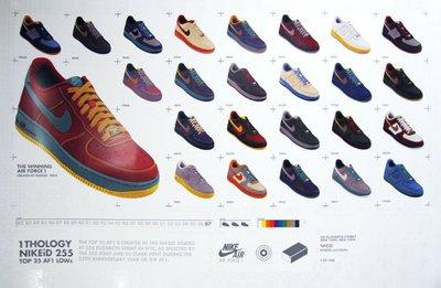 Історія кросівок Nike