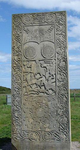 Камінь з селища Хілтон-оф-Кадбол