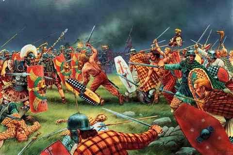 кельти проти римлян