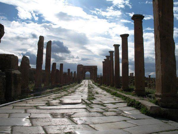 дороги Римської імперії