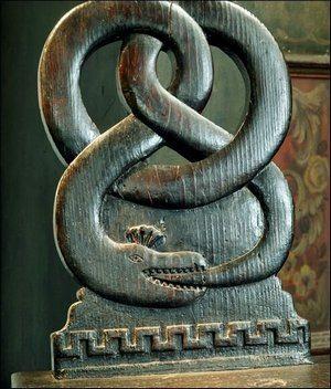 Триполье змей
