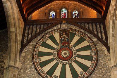 Стол короля Артура