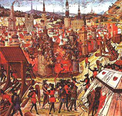 Взяття Єрусалима хрестоносцями