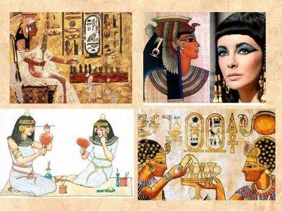 Давньоєгипетська косметика