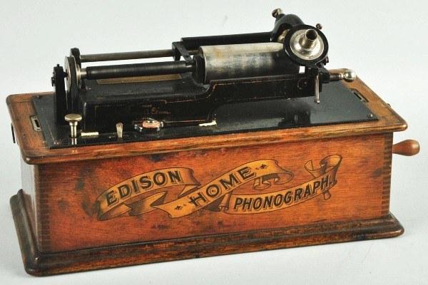 фонограф Едісона