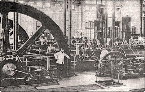Промышленный переворот