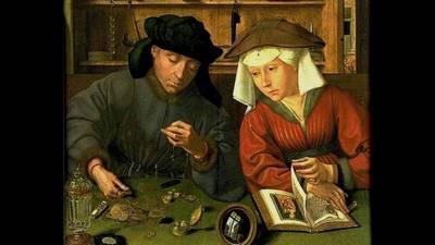 средневековый купец