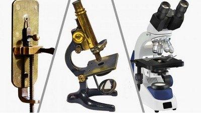 История микроскопа