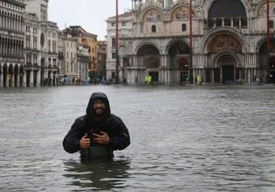 потоп в Венеции