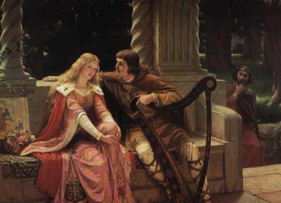трубадур та його дама