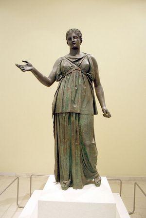 Пирейская артемида