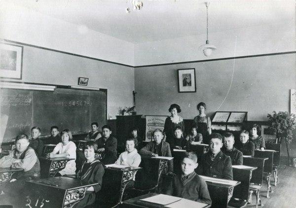 Школа в США