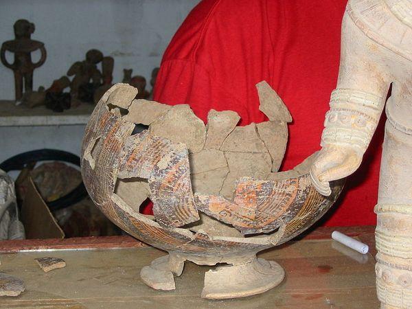 Вальдівійська кераміка
