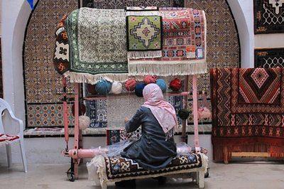 История турецких ковров