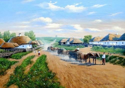Украинские чумаки