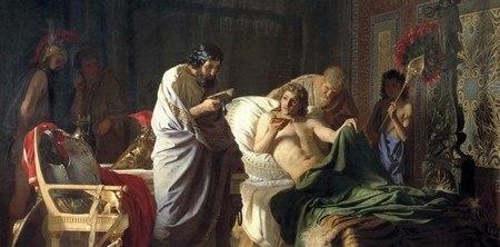 Медицина древней Греции