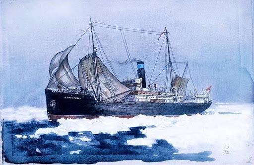 корабль Норденшельда