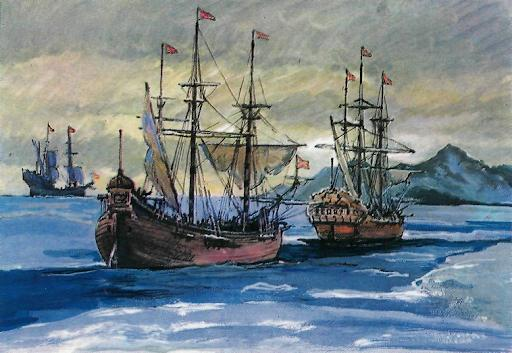 корабли Норденшельда