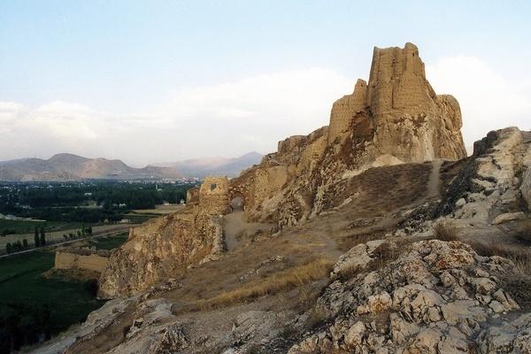 крепость Шамирам