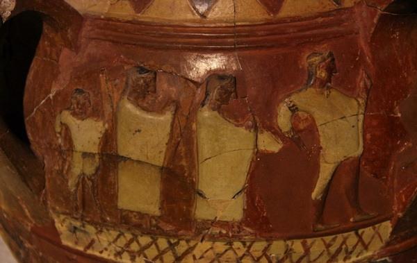 хеттская керамика