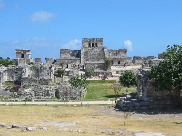 древнє місто Тулума