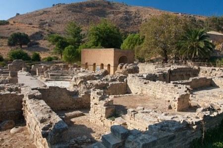 древнє місто греків