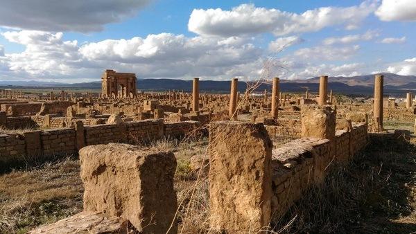 древнє місто римлян