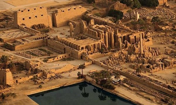 древнє місто в Єгипті